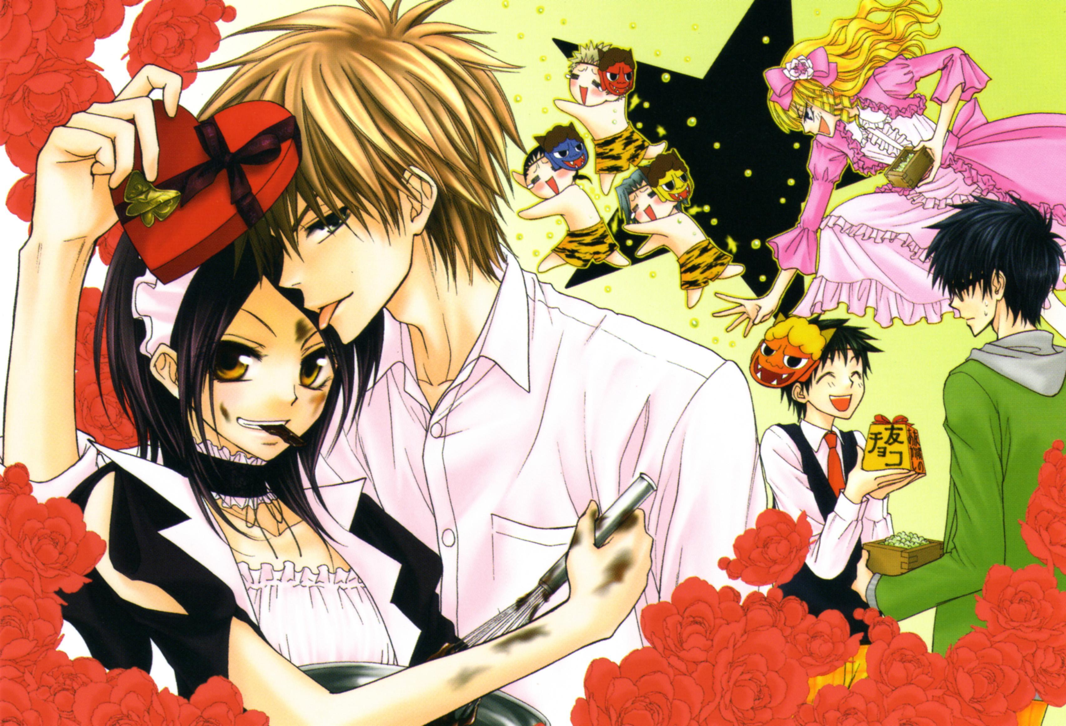 Gercekten En Bilinen Romantik Anime Hem Eglenceli De Guzel Cizimleri Herseyi Muazzam Ama Mangakaya Verilen Odenek Yetersizligi Yuzunden Animenin 2