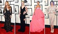 2015 Grammy Ödüllerinde Kim Ne Giymiş?