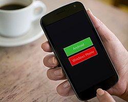 Çift İşletim Sistemli Akıllı Telefonla Android ve Windows Bir Arada