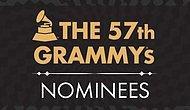 2015 Grammy Ödülleri Sahiplerini Buldu
