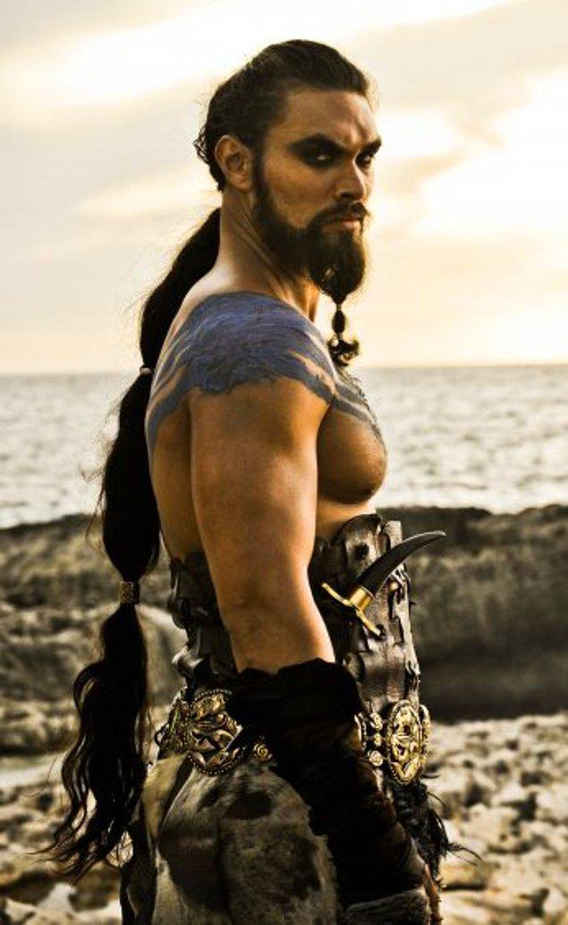 4. Khal Drogo