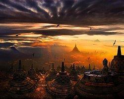 Uzakdoğunun renkleri: Asya'nın mistik ışıklarının oluşturduğu muhteşem manzaralar