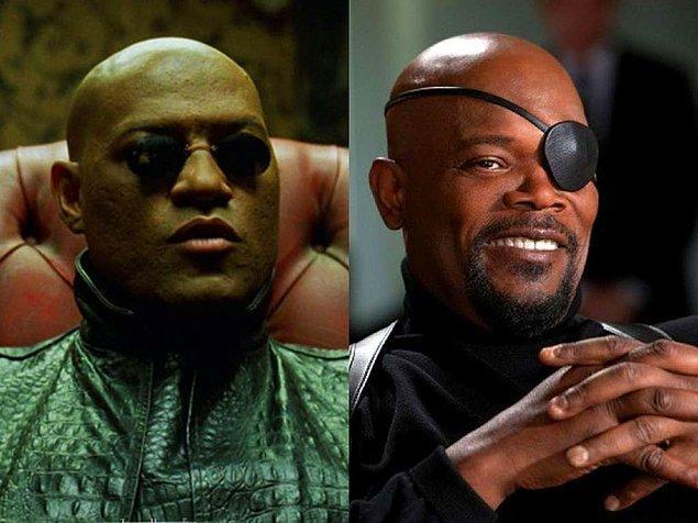 11. Morpheus rolü için ilk olarak Gary Oldman düşünülmüş. Ardından Samuel L. Jackson ve Sean Connery.
