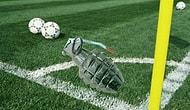 Futbol Maçlarında Sahaya Atılan En İlginç 11 Yabancı Madde