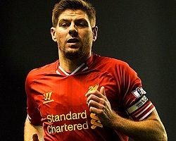 Steven Gerrard Beşiktaş Maçında Sahada Olamayacak
