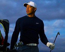 Tiger Woods Golfe Ara Verme Kararı Aldı
