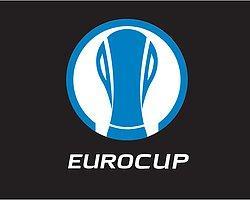 Eurocup'ta Son 16'nın Fikstürü Belli Oldu