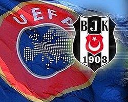 Beşiktaş Hakkında Flaş İddia: UEFA'dan Ceza Gelebilir