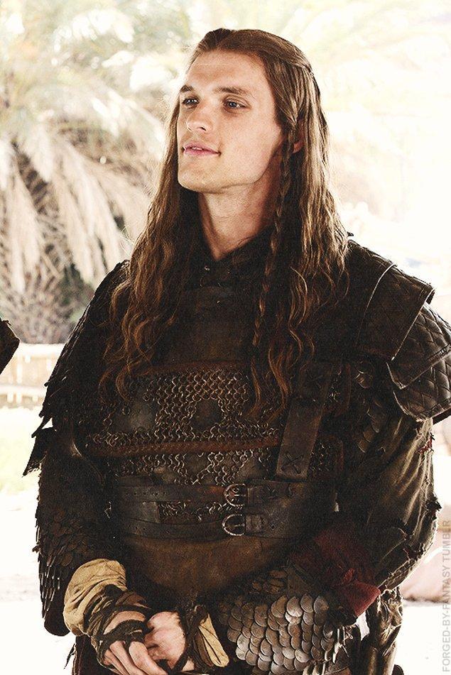 14. Daario Naharis