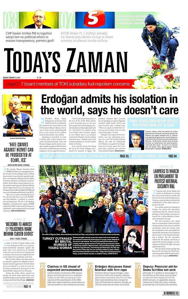 Today's Zaman