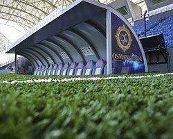 Beşiktaş-Kayseri Erciyes Maçı Osmanlı Stadı'nda