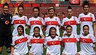 A Milli Kadın Futbol Takımı'nda Kadro Açıklandı