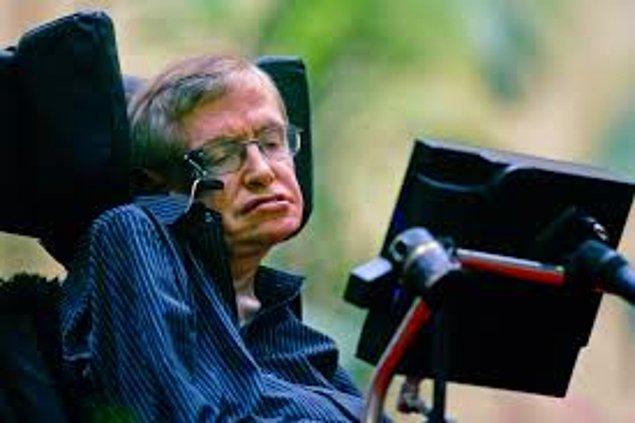 10. Stephan Hawking'e Göre Yok Oluş Teorisi