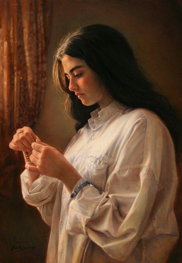 6. Pencere Yanındaki Kız - İman Maleki