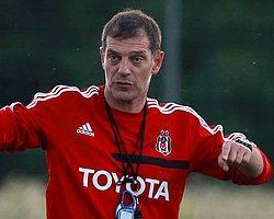 "Slaven Bilic: ""Beşiktaş'ta Çok Mutluyum"""
