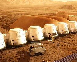 Mars Gönüllüleri 100 Kişi Kaldı