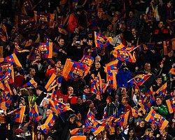 'Ayyaş Ronaldo' Tezahüratı Barça'nın Başını Yakacak