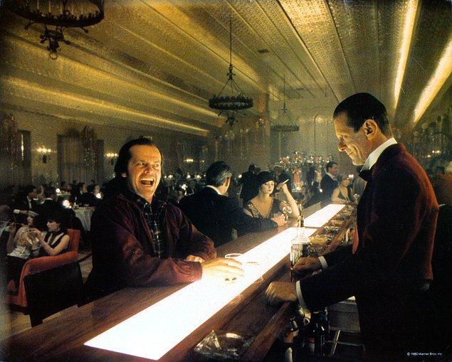 7. The Shining (Cinnet, 1980)