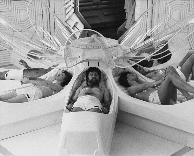 11. Alien (Yaratık, 1979)
