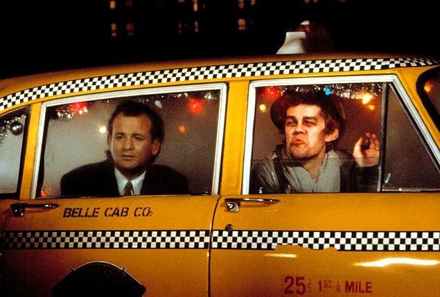 12. Scrooged (Benim Gecem, 1988)
