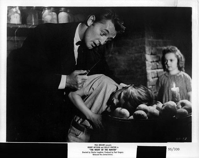 13. The Night of the Hunter (Caniler Avcısı, 1955)