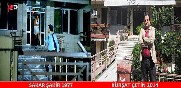 14. Gardrop Fuat, evinde yakaladığı Şakir'i don-atlet kovalar  Yer: Yeşilköy