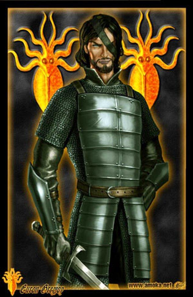 18. Euron Greyjoy