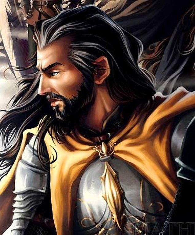 19. Victarion Greyjoy