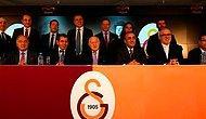 Galatasaray'da Hisse Gerilimi