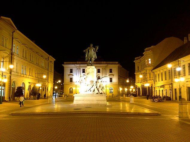 Szeged Kasabası