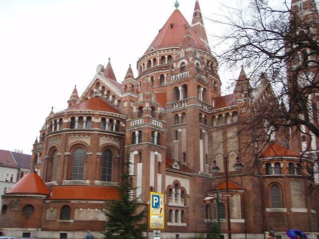 Szeged Kalesi