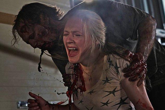 3. Amy'nin ısırıldığı an