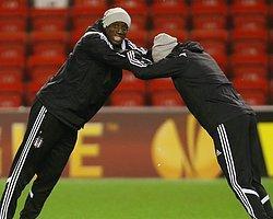 Demba Ba Liverpool Maçında Sahada!