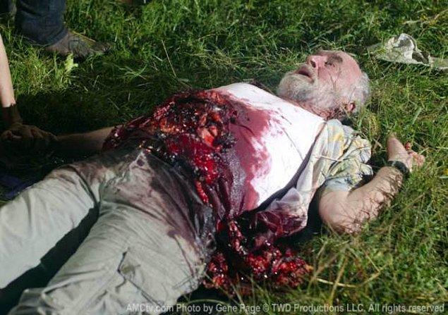 8. Dale'in karnının yarldığı an