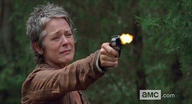 17. Carol, Lizzie'yi öldürdüğü an