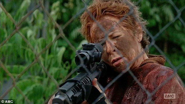18. Carol'un Terminus'u patlattığı an