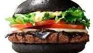 Sadece Japonya'da Yiyebileceğiniz Burger King'in Gotik Hamburgerleri