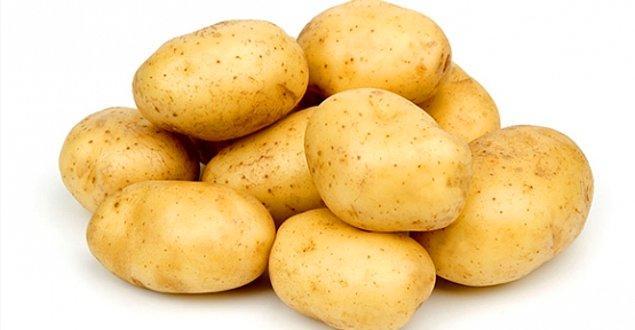 1. Her yemeğe yakışan patates, içinde olduğu yemeğe kereviz gibi baskın bir tat vermeyerek ekip ruhunun önemini gösterir.