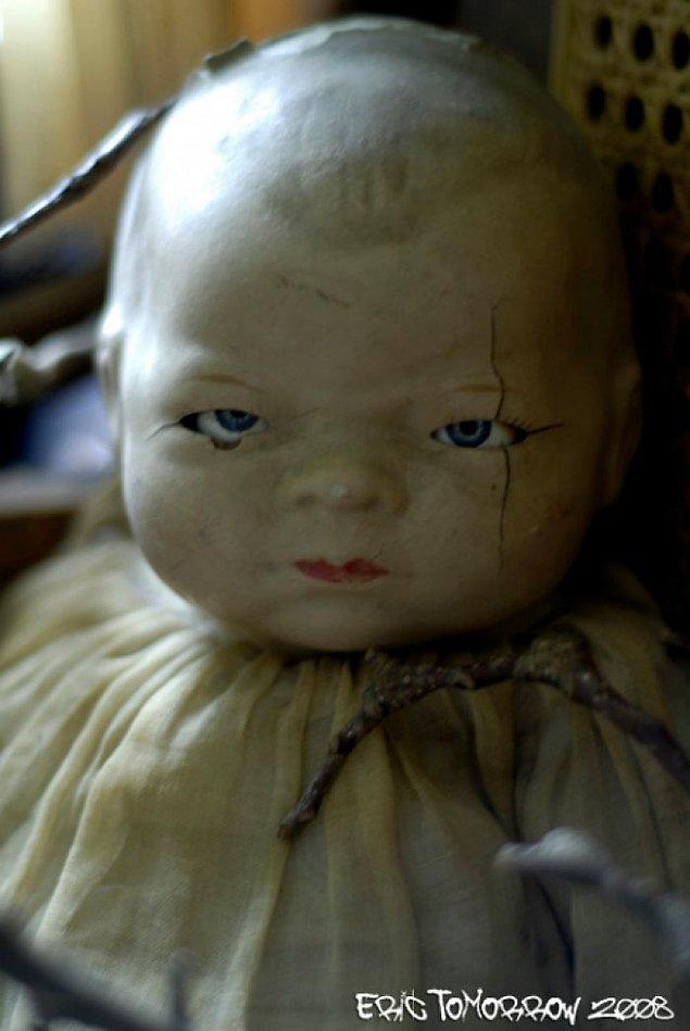10- İlk doğan çocuğun ruhunu alacak gibi...