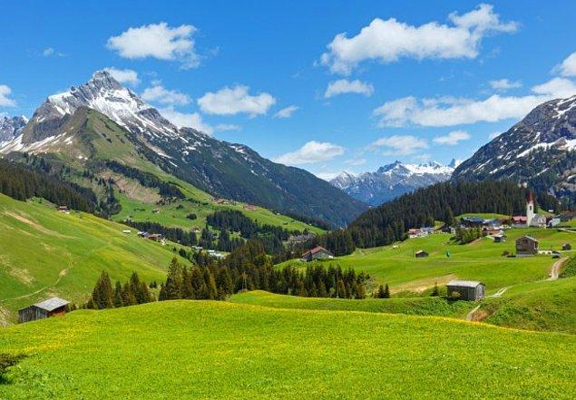 5. Avusturya