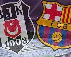 Barcelona'dan Beşiktaş'a Türkçe Mesaj