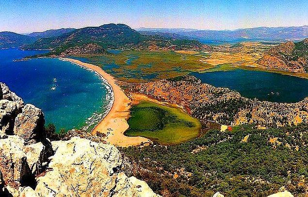 3. Yapılaşmaya Açılmak İstenen İztuzu, Dünyanın 25 Şahane Plajından Biri Seçildi