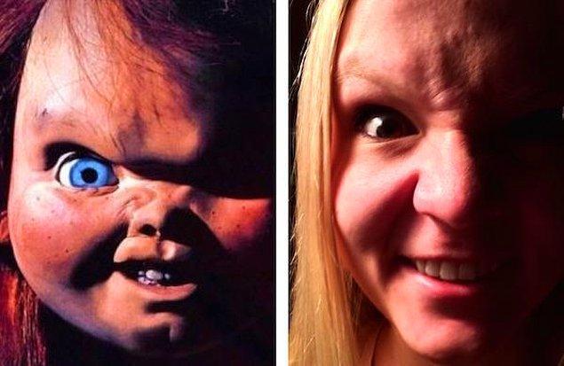 13. Katil bebek Chucky