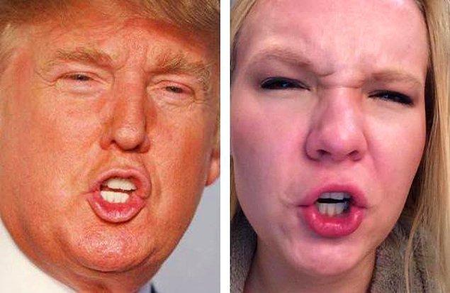 16. Donald Trump
