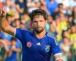 Diego Ribas, Fenerbahçe'de Kalacağını Açıkladı