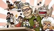 Anime Ustası Hayao Miyazaki'den Mutlaka İzlemeniz Gereken 10 Başyapıt