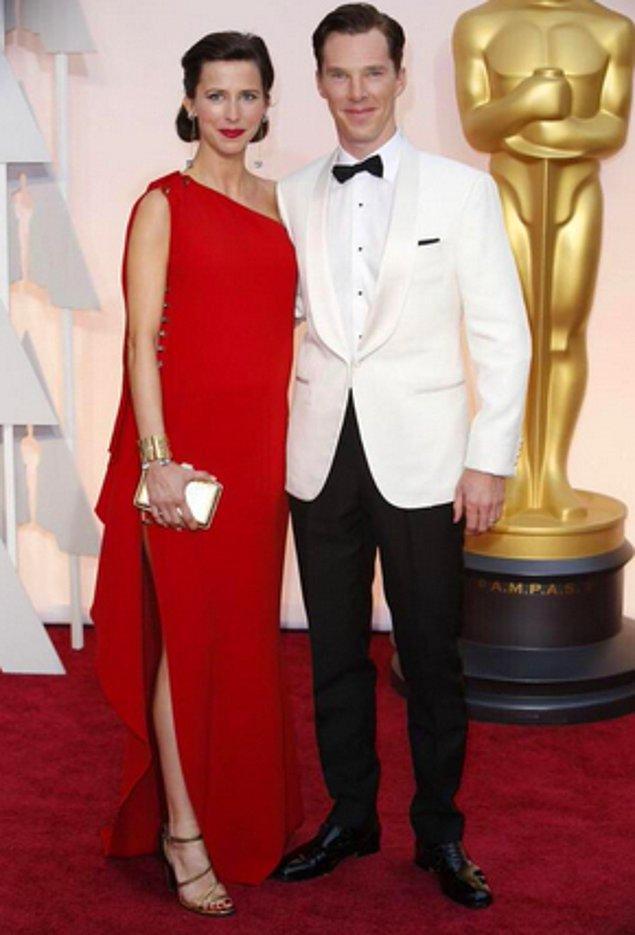 Benedict Cumberbatch ve Sophie Hunter