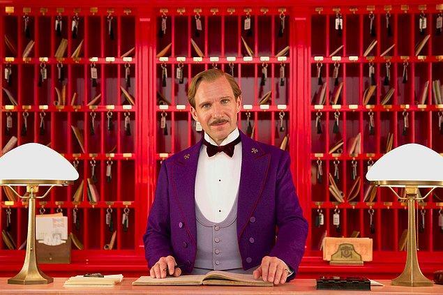 En iyi makyaj ve saç: The Grand Budapest Hotel (Frances Hannon ve Mark Coulier)