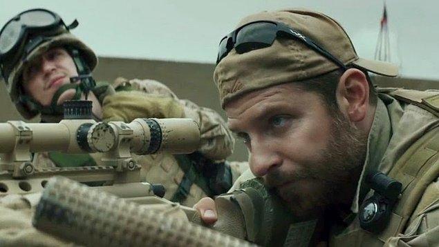 En iyi ses kurgusu: American Sniper