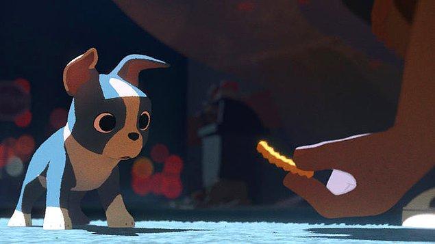 En iyi kısa animasyon: Feast